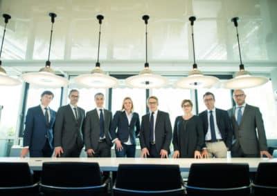 Photo de groupe d'affaires en entreprise à Lyon bourgoin-jallieu Benoit Gillardeau