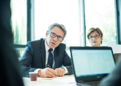 Photographe portrait d'affaires consultant à Lyon bourgoin-jallieu Benoit Gillardeau