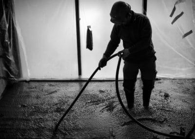 Photographe de portrait sur les métiers du BTP à Lyon bourgoin-jallieu Benoit Gillardeau