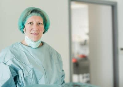 Photographe en milieu médical portrait praticien à Lyon bourgoin-jallieu Benoit Gillardeau