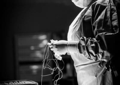 Photographe en milieu médical Chirurgie à Lyon bourgoin-jallieu Benoit Gillardeau