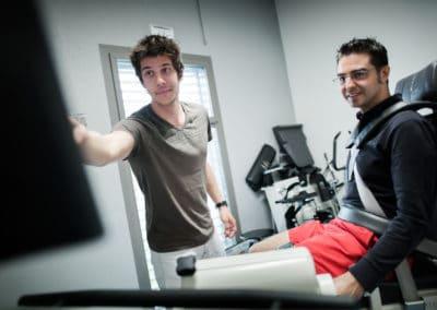 Photographe en milieu médical kinésithérapie à Lyon bourgoin-jallieu Benoit Gillardeau