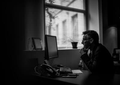 Photographe d'entreprise artistique et décalé d'affaires corporate à Lyon bourgoin-jallieu Benoit Gillardeau
