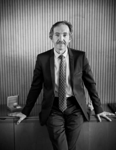 Photographe de portrait d'élu à Lyon bourgoin-jallieu Benoit Gillardeau