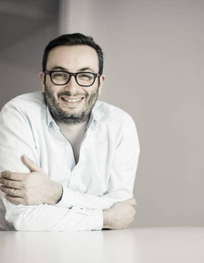 Photographe de portrait d'entrepreneur à Lyon bourgoin-jallieu Benoit Gillardeau