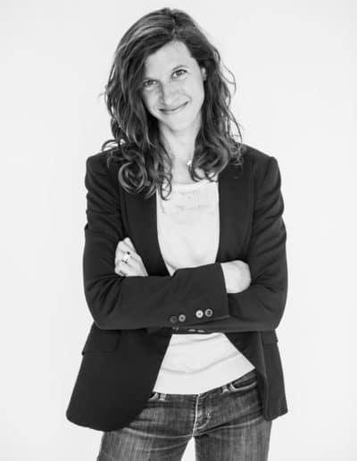 Photographe de portrait noir et blanc en entreprise à Lyon bourgoin-jallieu Benoit Gillardeau
