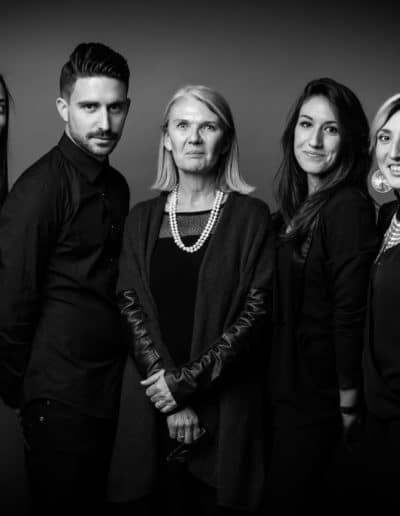 photo d'équipe en entreprise à Lyon bourgoin-jallieu Benoit Gillardeau